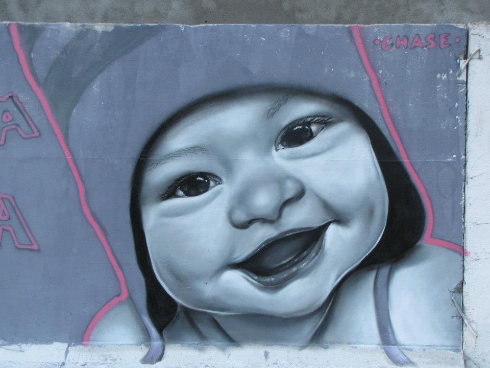 Graffiti, Kind von Basicolors