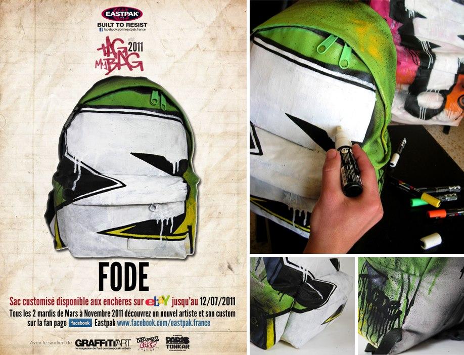 Event - Eastpak- Tag my bag2011