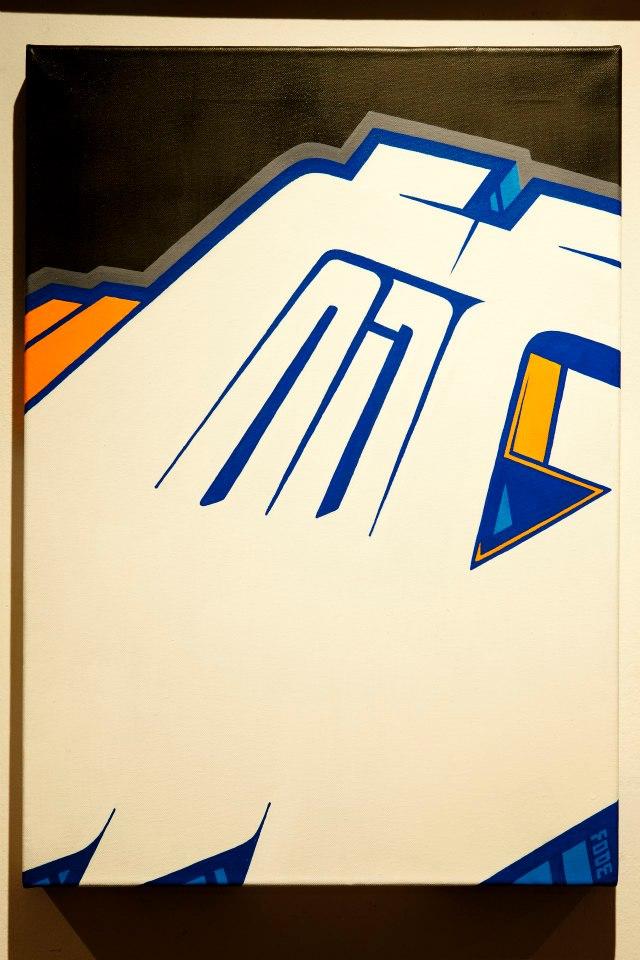 Fode - 70 x 50 cm - 2010