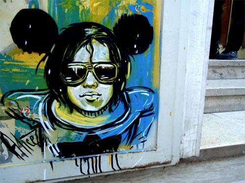Streetart - Alicè