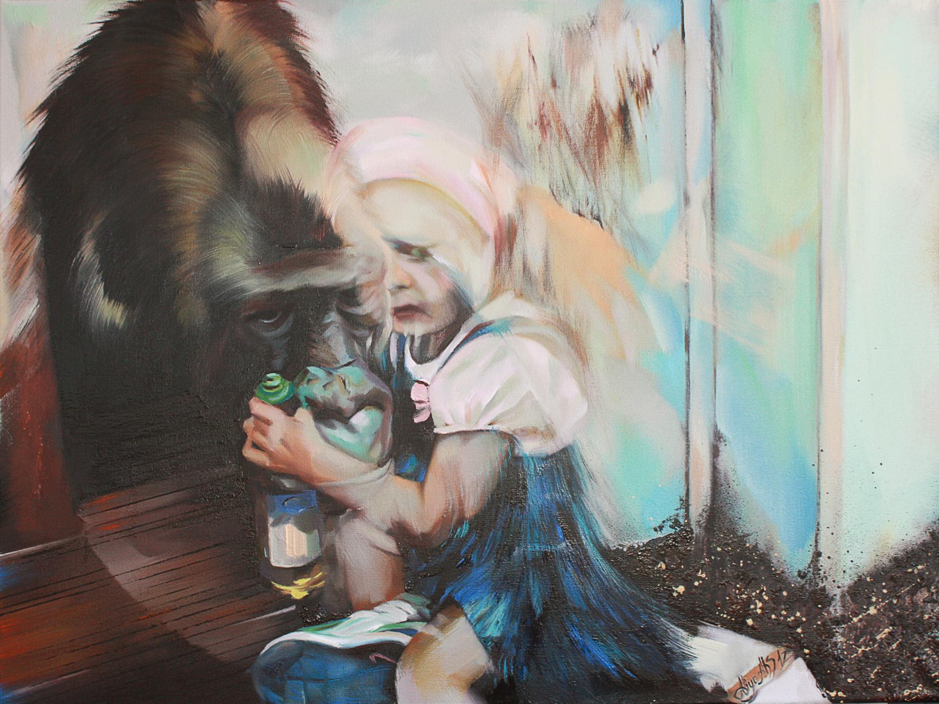 Aliya Abs - Keine Angst - obacht! Kunst