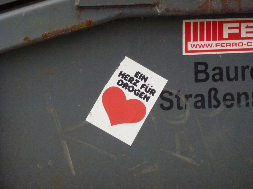Sticker In München Urban Art Life Style