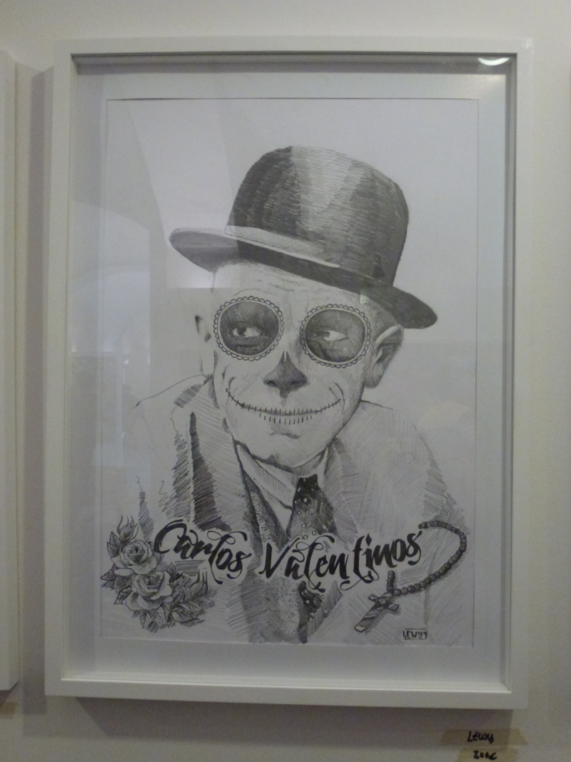 Carlos Valentinos - von Lewy