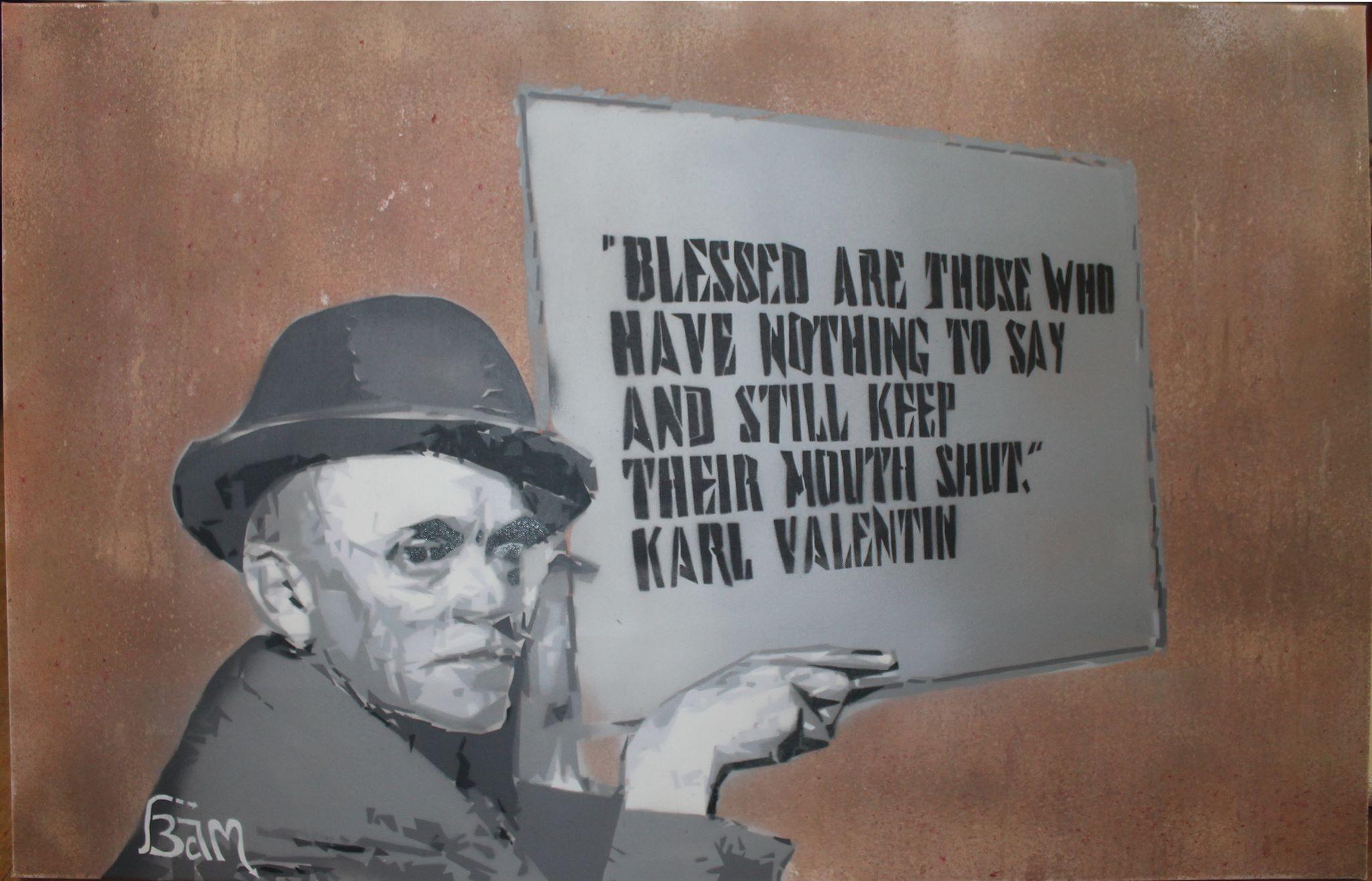 Karl Valentin - Bam