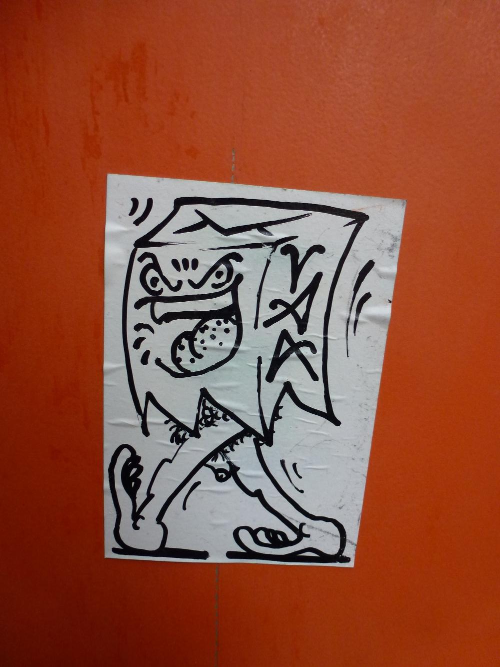 vaa - very ape art - im Tal in München