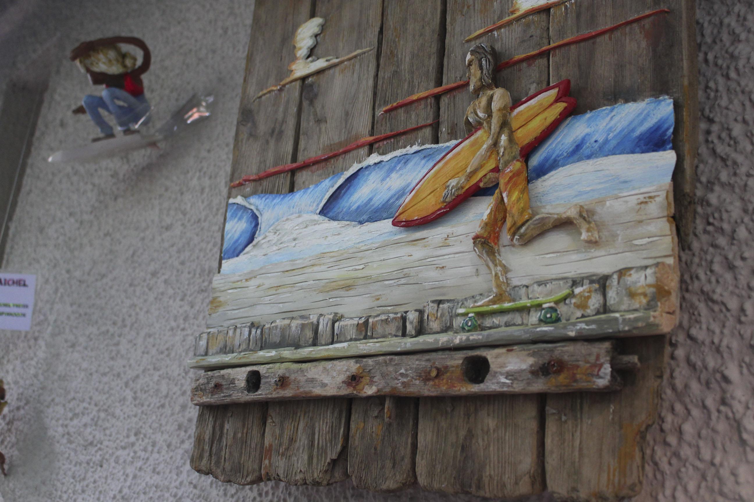 Surf & Skate Festival Munich Art by Karo Holeksa