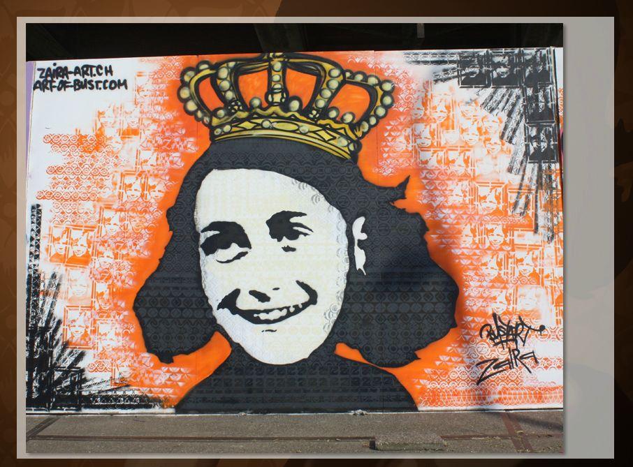 Anne Frank - by Zaira und Bustart