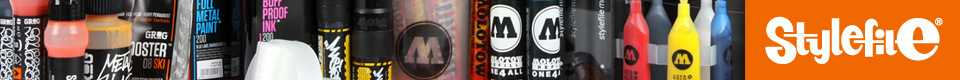 Stylefile Graffiti - Marker von Molotow, Stylefile...