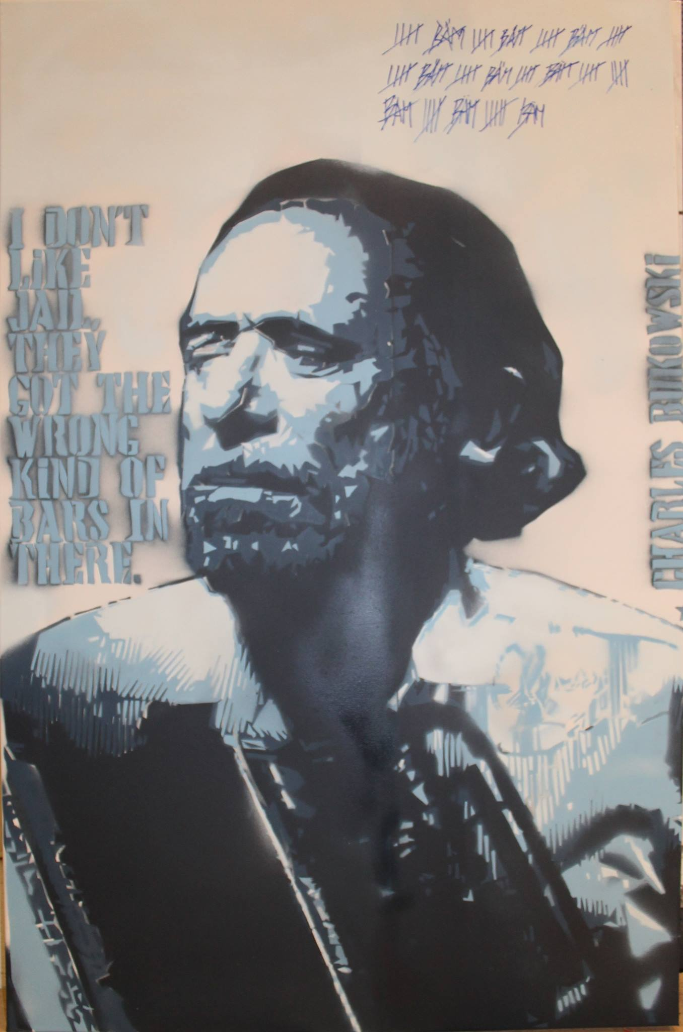 Charles Bukowski - von BÄM