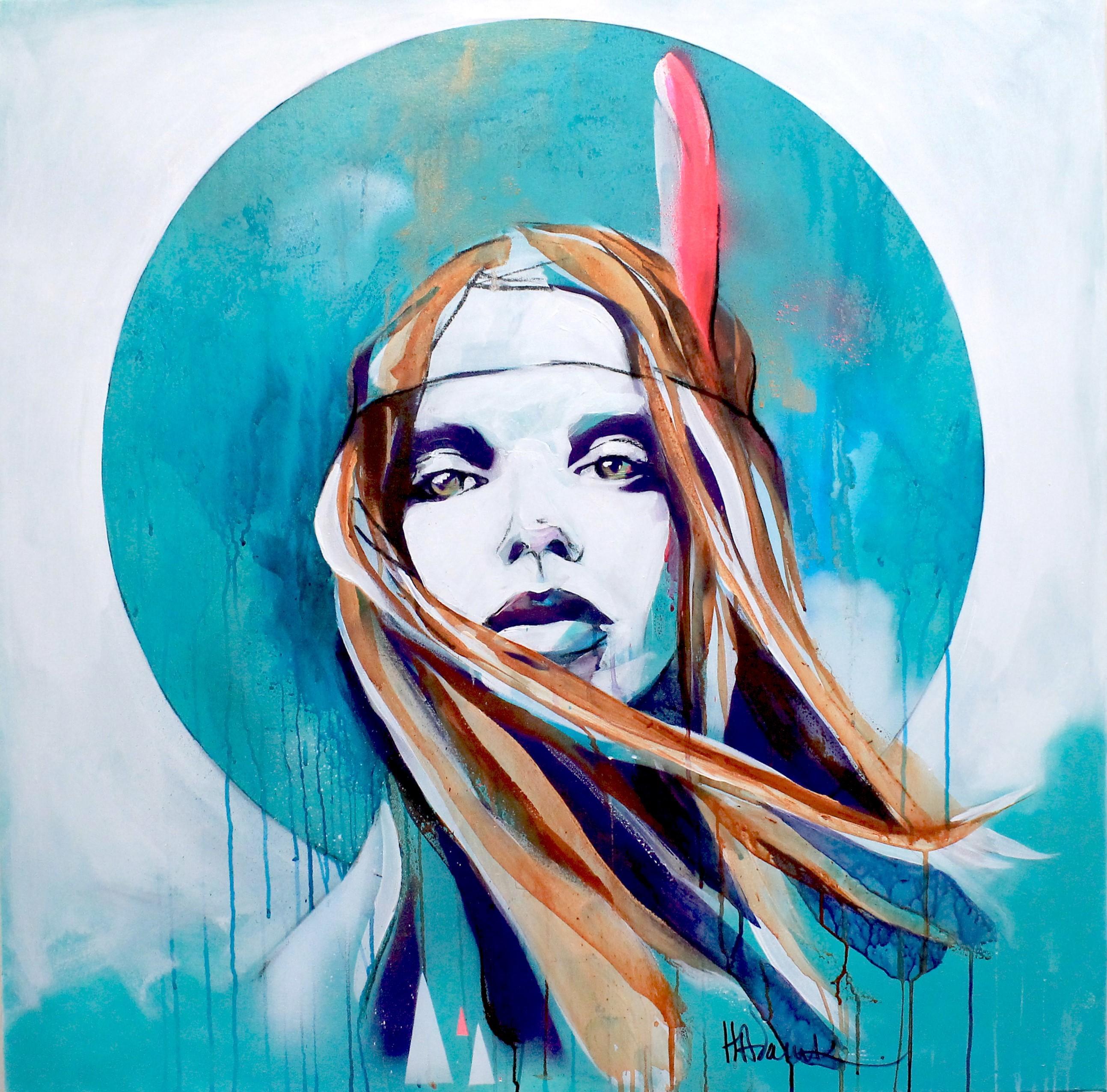 Stroke Art Fair 2013 Berlin - Hannah Adamaszek - Adriatic