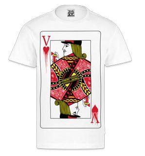 Vandal Wear Jack T-Shirt