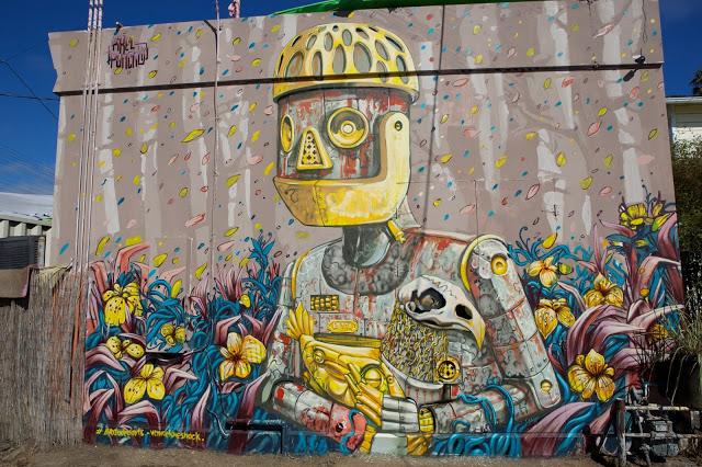 Pixel Pancho - Los Angeles - Brandedarts