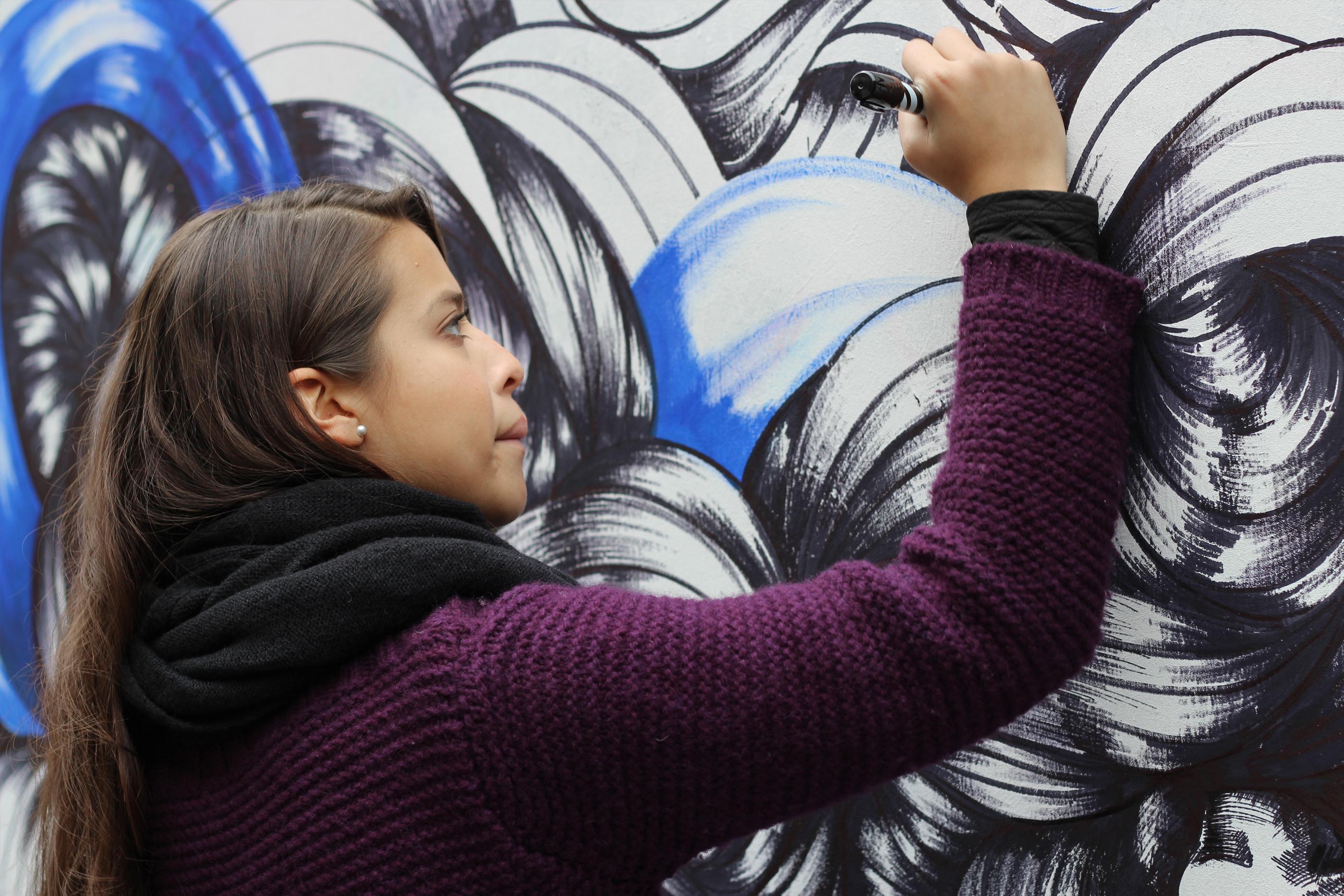 STROKE Art Fair 2013 in Berlin Paola Delfin