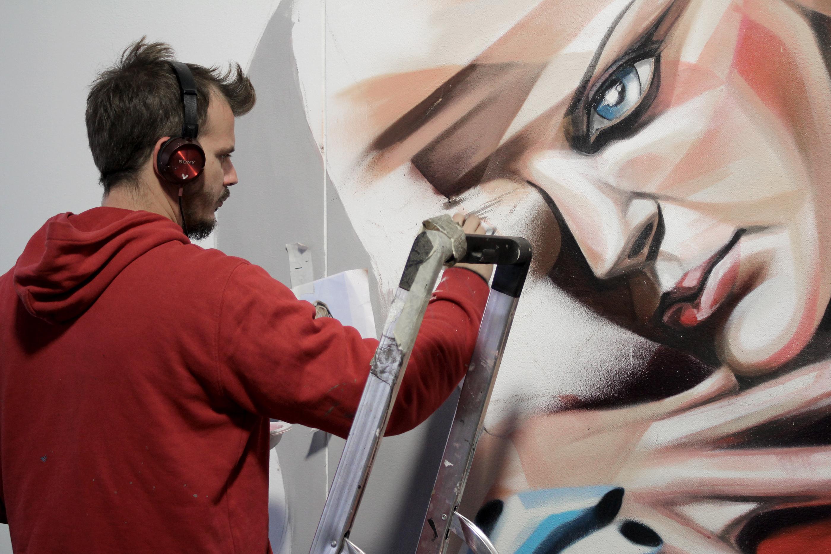 STROKE Art Fair 2013 - in Berlin - Vesod