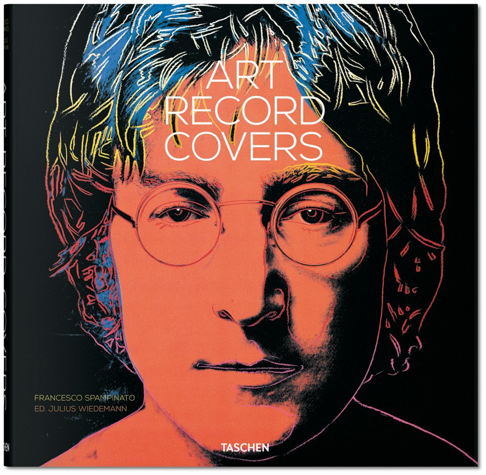 Art Record Covers Francesco Spampinato Hardcover, 29,3 x 29,3 cm, 448 Seiten