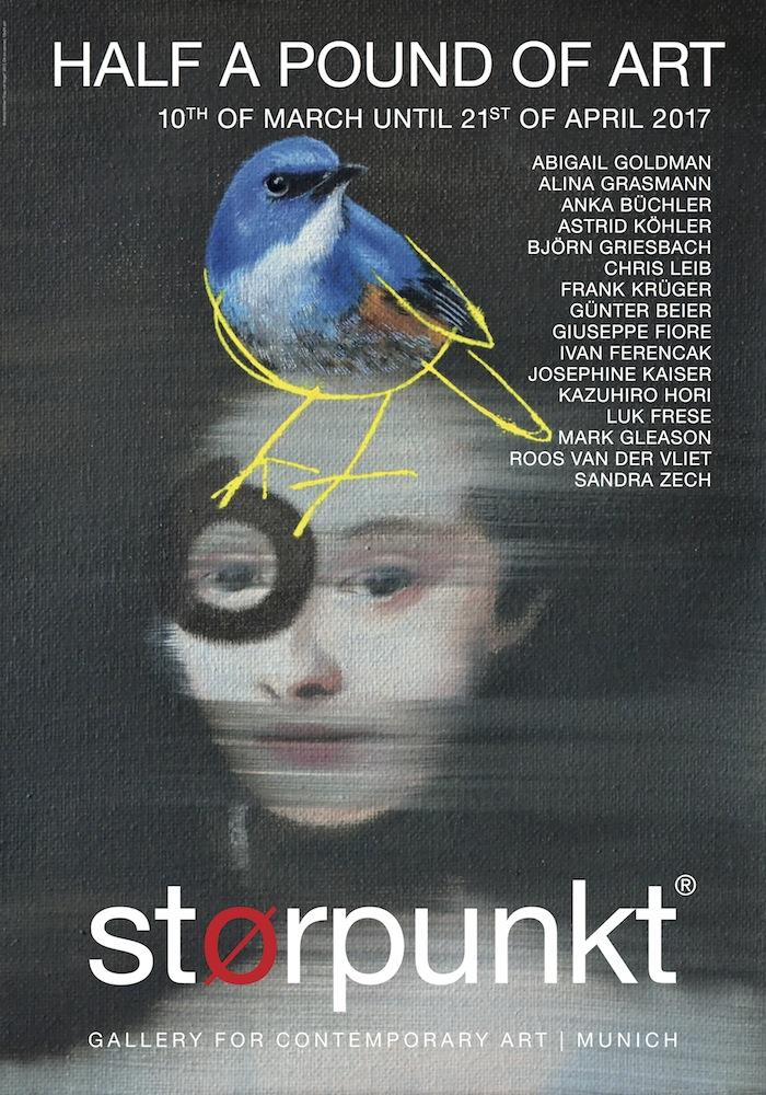 störpunkt | Gallery for contemporary Art | Munich | Exhibition: Half a pound of art