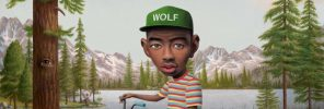 art: Mark Ryden / music: Tyler, The Creator / record: Wolf / year: 2014 / label: Odd Future Records / format: Album 2×12˝, CD / artwork: Painting / special: Limited-edition double vinyl (pink)