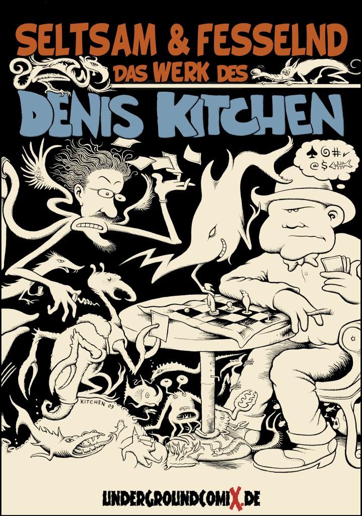 Seltsam & Fesselnd - Denis Kitchen