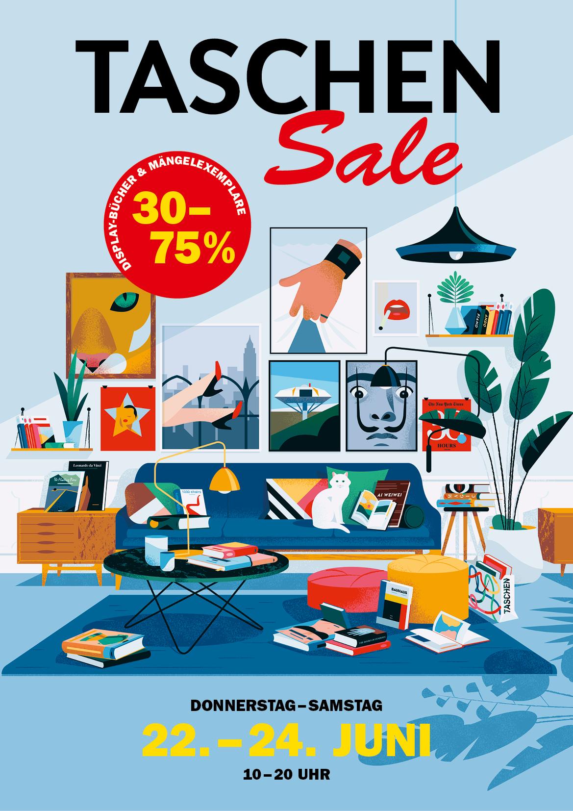 Taschen Sale - 30 - 75% reduziert | Zwischen dem 22.-24. Juni 2017