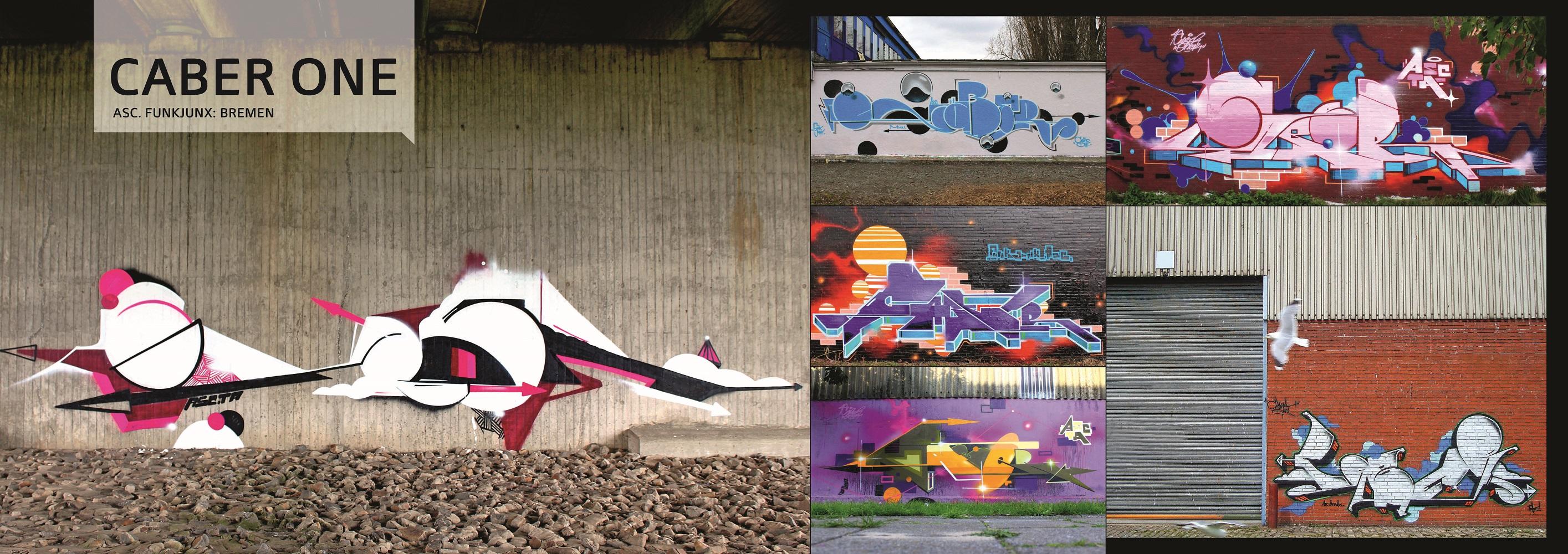CABER ONE | ASC.FUNKJUNX | Bremen | Stylefile # 49 - Inkfile