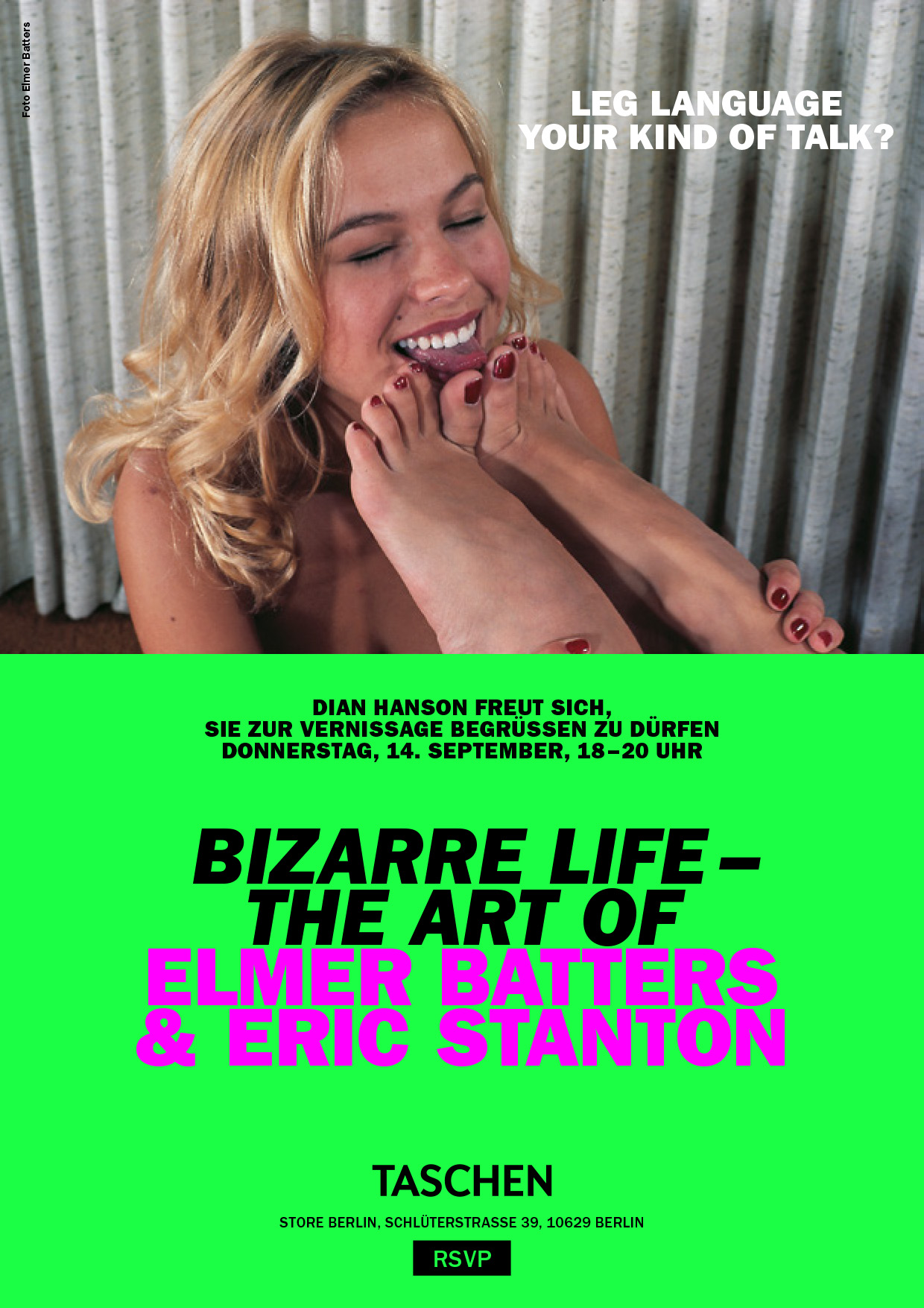 Vernissag am 14. September: Bizzarre Life - The Art of Elmer Batters & Eric Staton