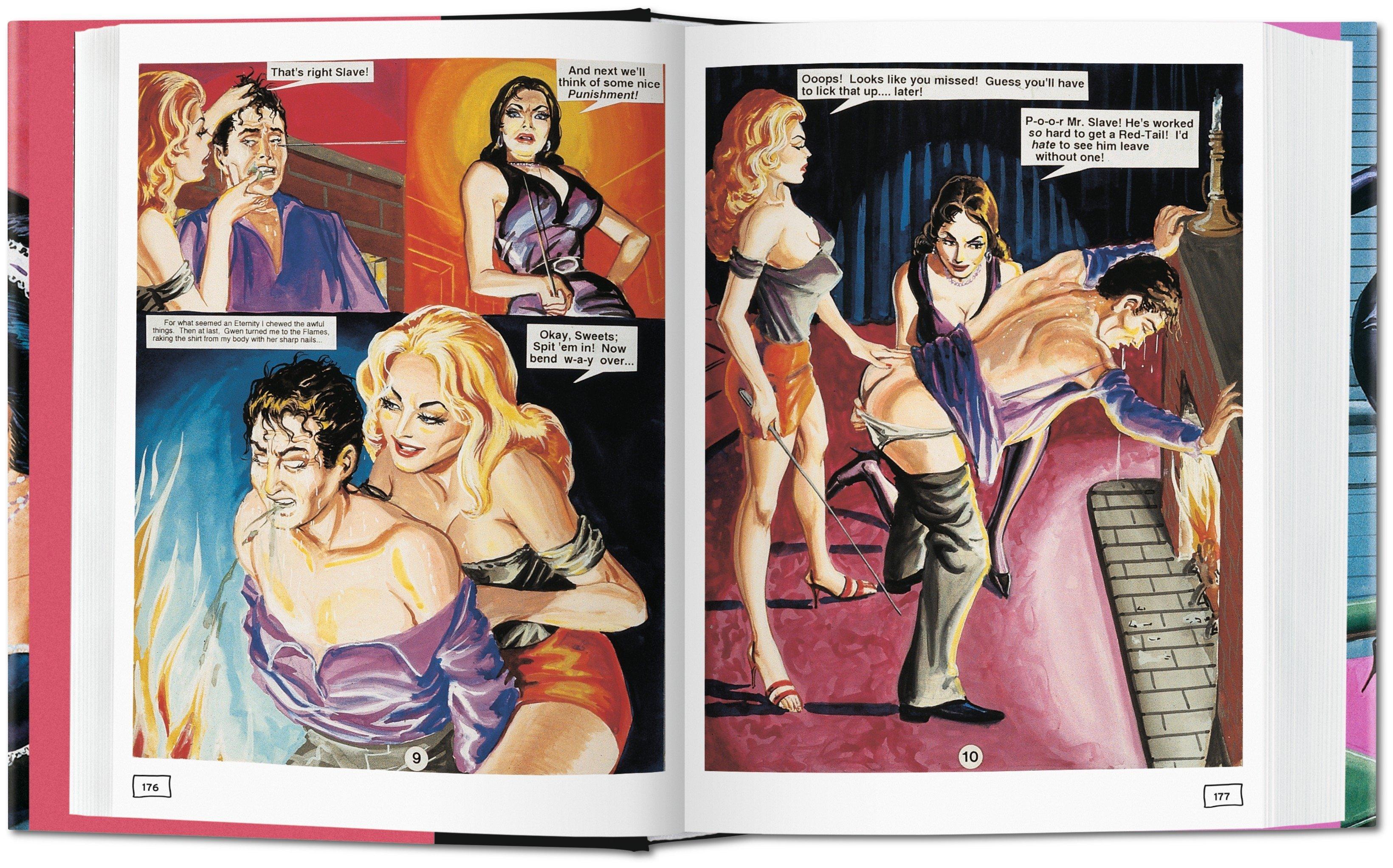 """Eric Stanton: """"Männliche Unterwerfungsfantasien"""" ©Eric Stanton"""
