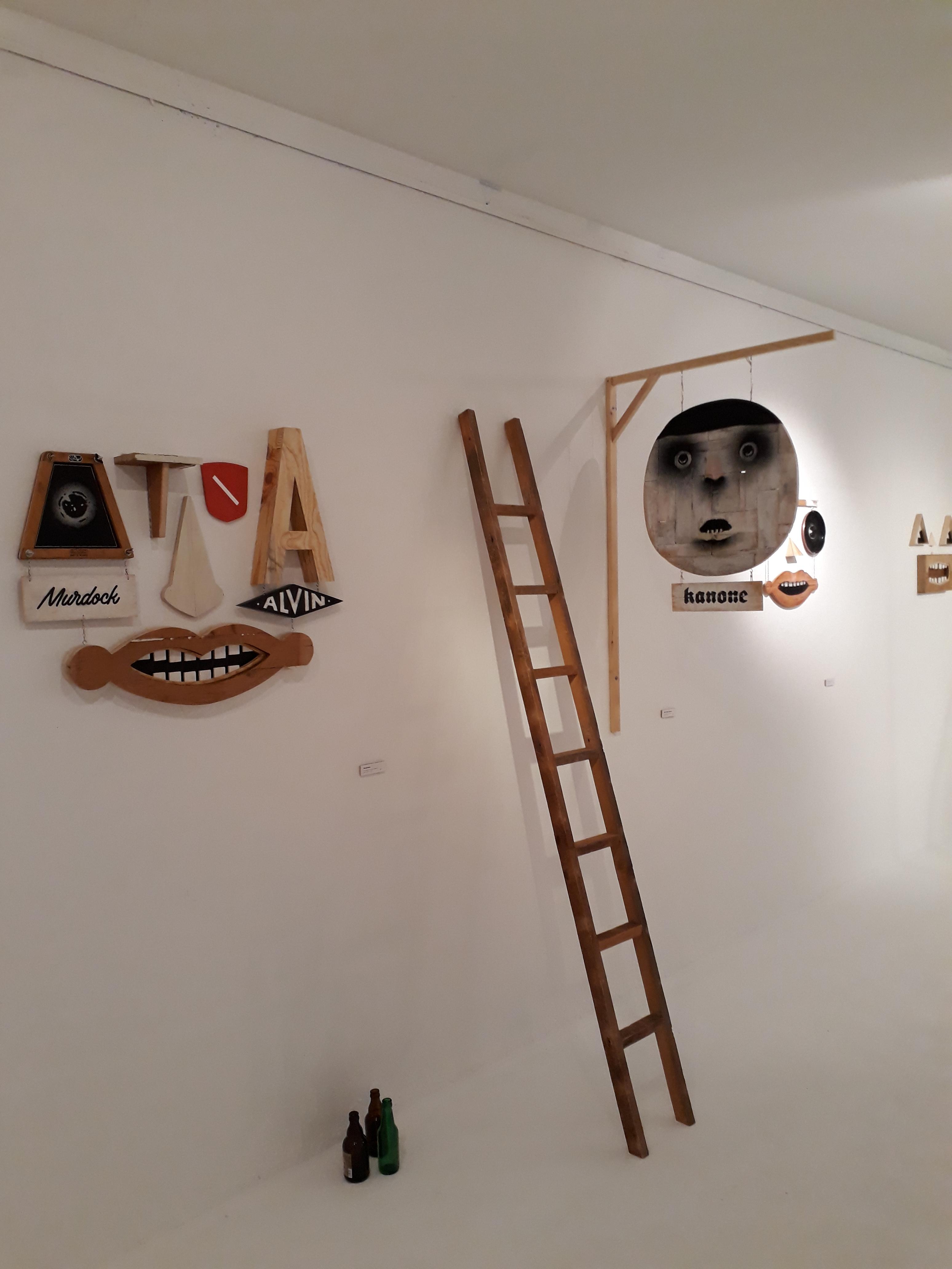 Installationen von Martin Gerstenberger & Odour Odessa
