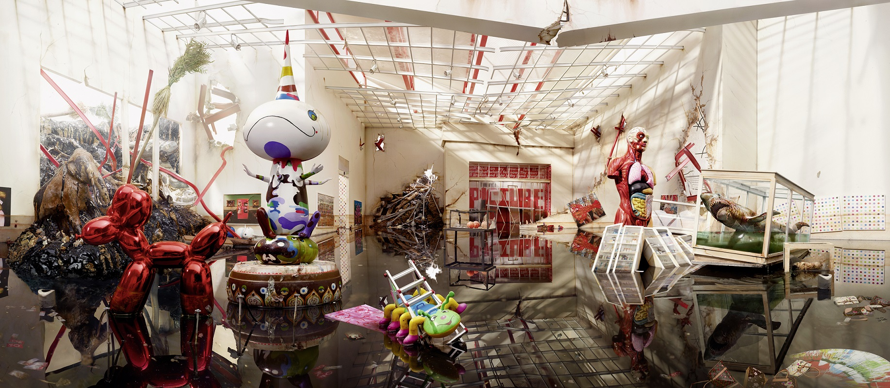 Seismic Shift 2012 | © David LaChapelle Studio