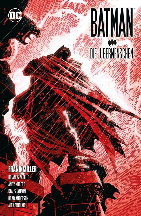 DC-Comic | BATMAN: DARK KNIGHT III: DIE ÜBERMENSCHEN | Panini-Verlag