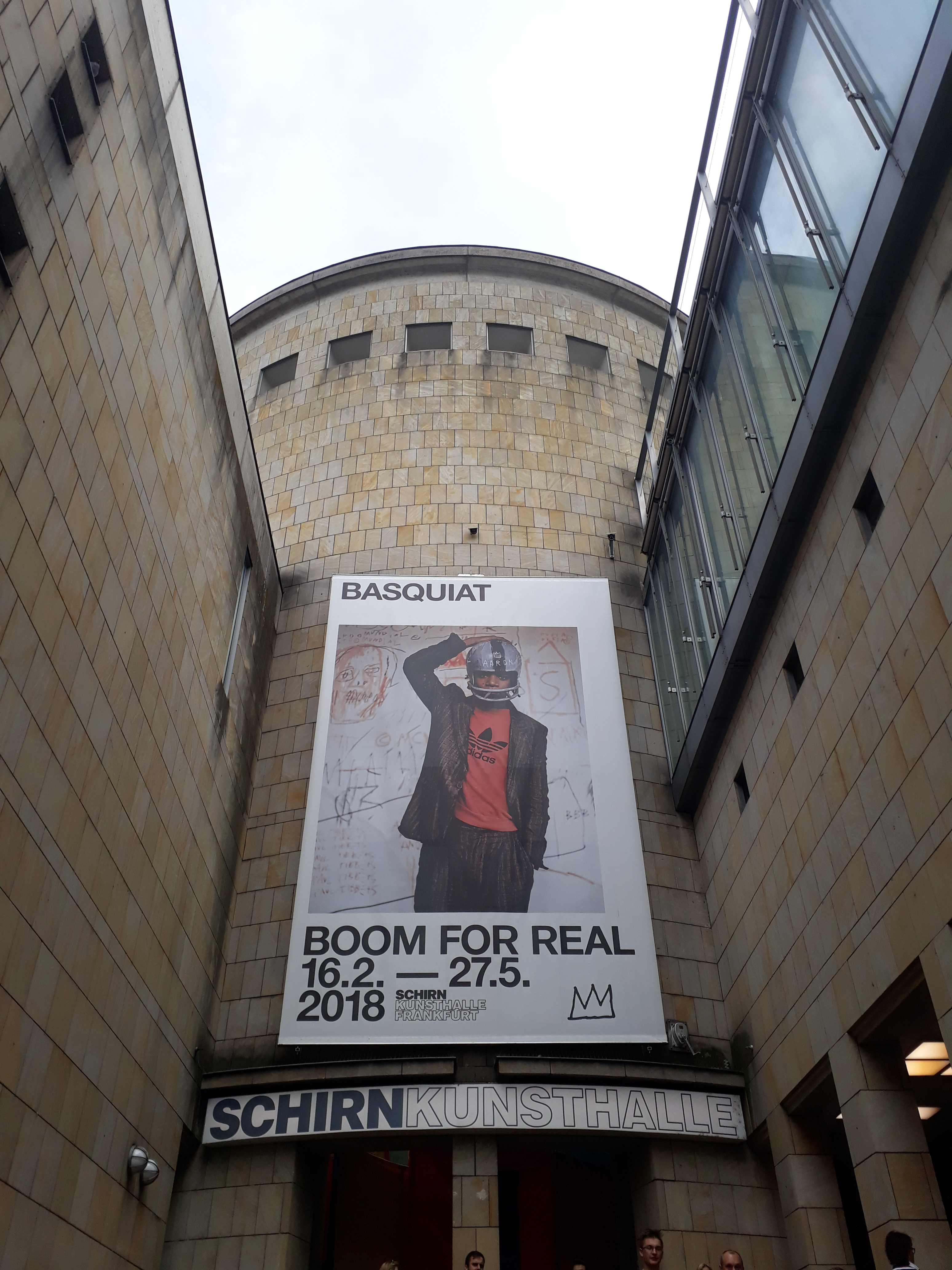 BOOM FOR REAL - Die grandiose Ausstellung in der Schirn Kunsthalle in Frankfurt am Main