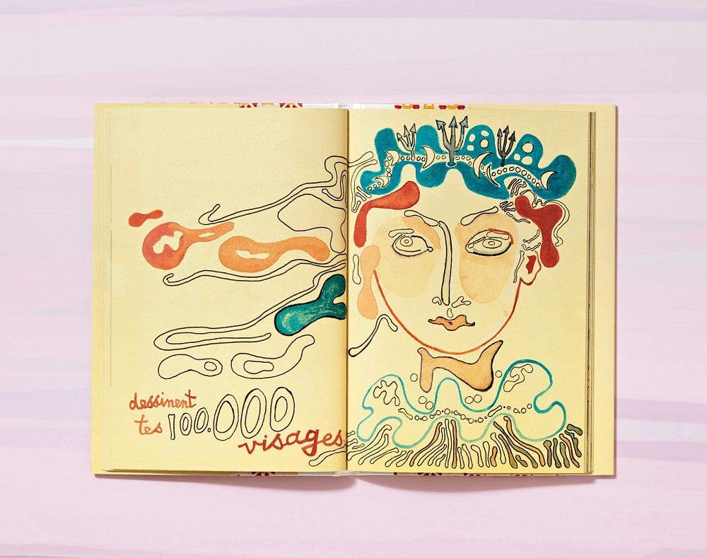 Françoise Gilot. Three Travel Sketchbooks: Venice, India, Senegal | Thérèse Crémieux, Hans Werner Holzwarth | Venedig