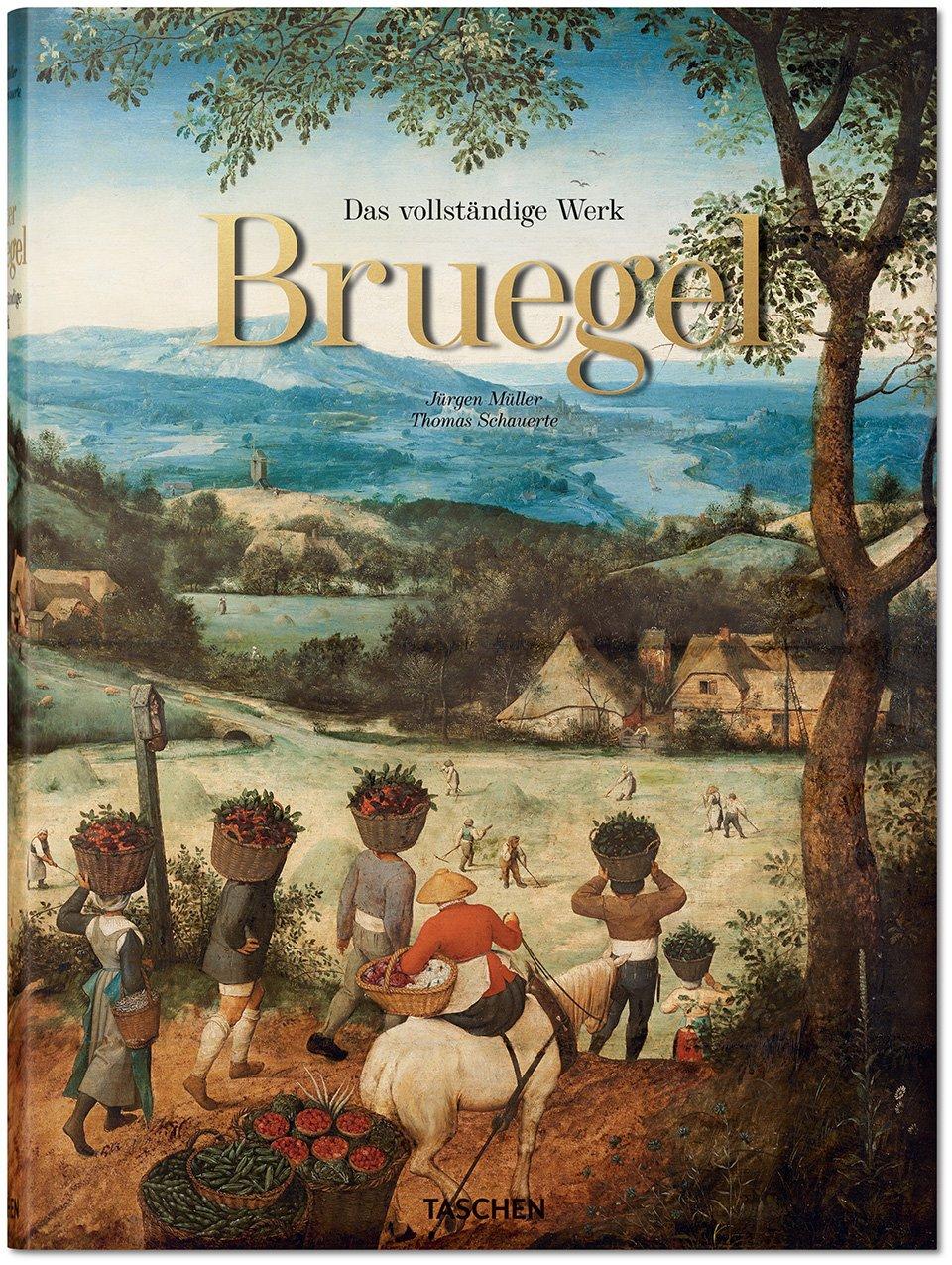 Pieter Bruegel. Das vollständige Werk | Jürgen Müller, Thomas Schauerte