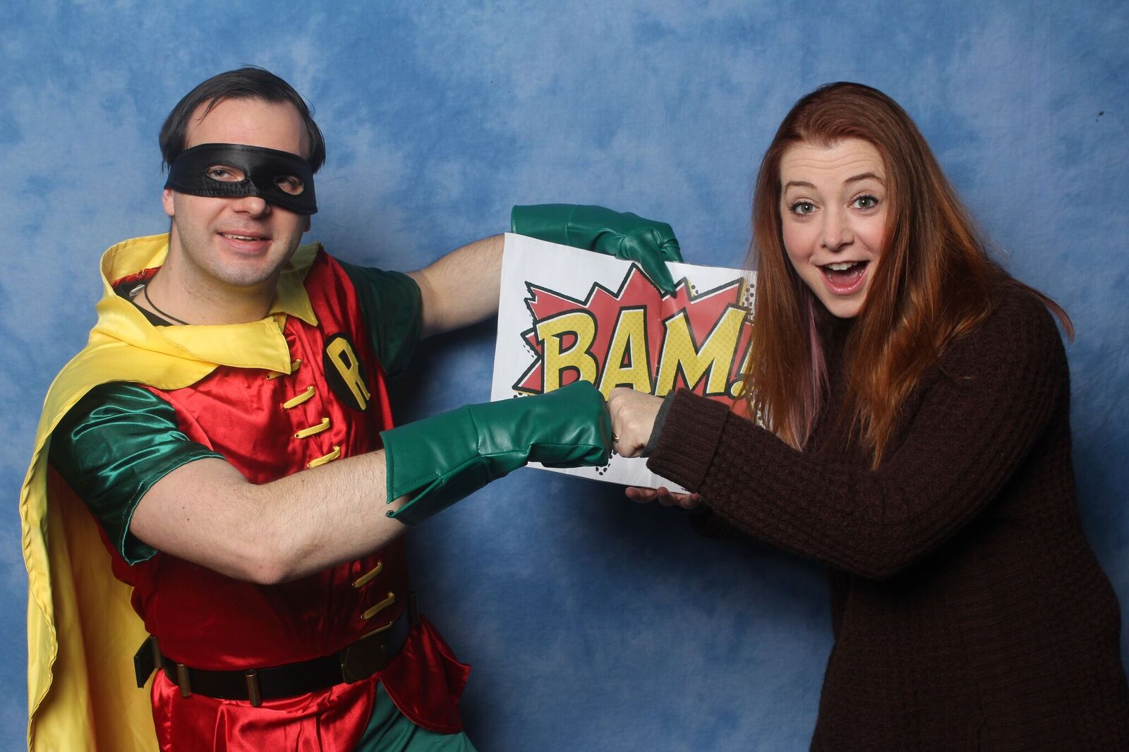 Alyson Hannigan im Photo Shoot | Von Presse German Comic Con (Presse-GCC)