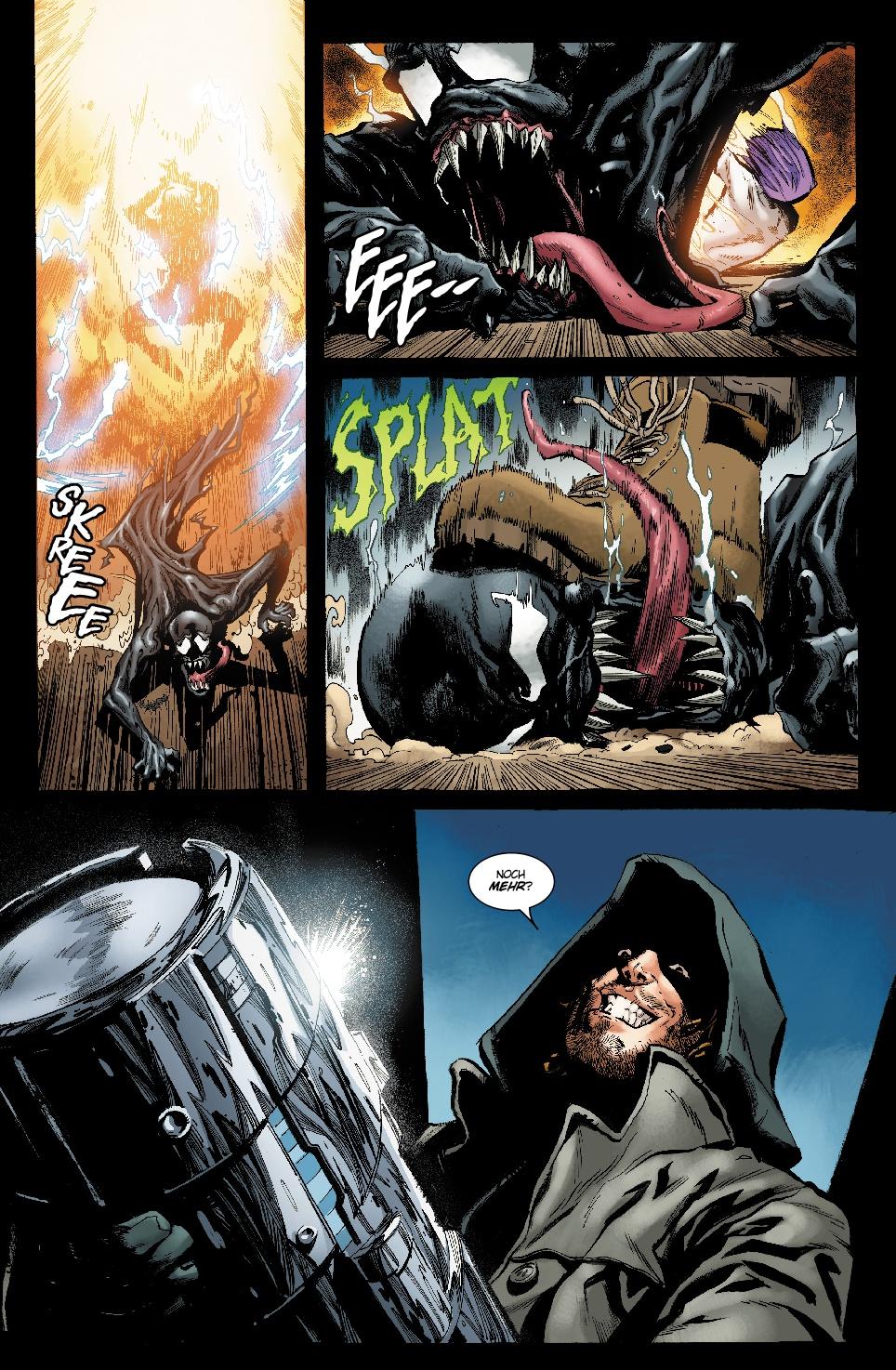 MARVEL: SPIDER-MAN & VENOM: VENOM INC. | PANINI VERLAG (aus dem Inhalt)