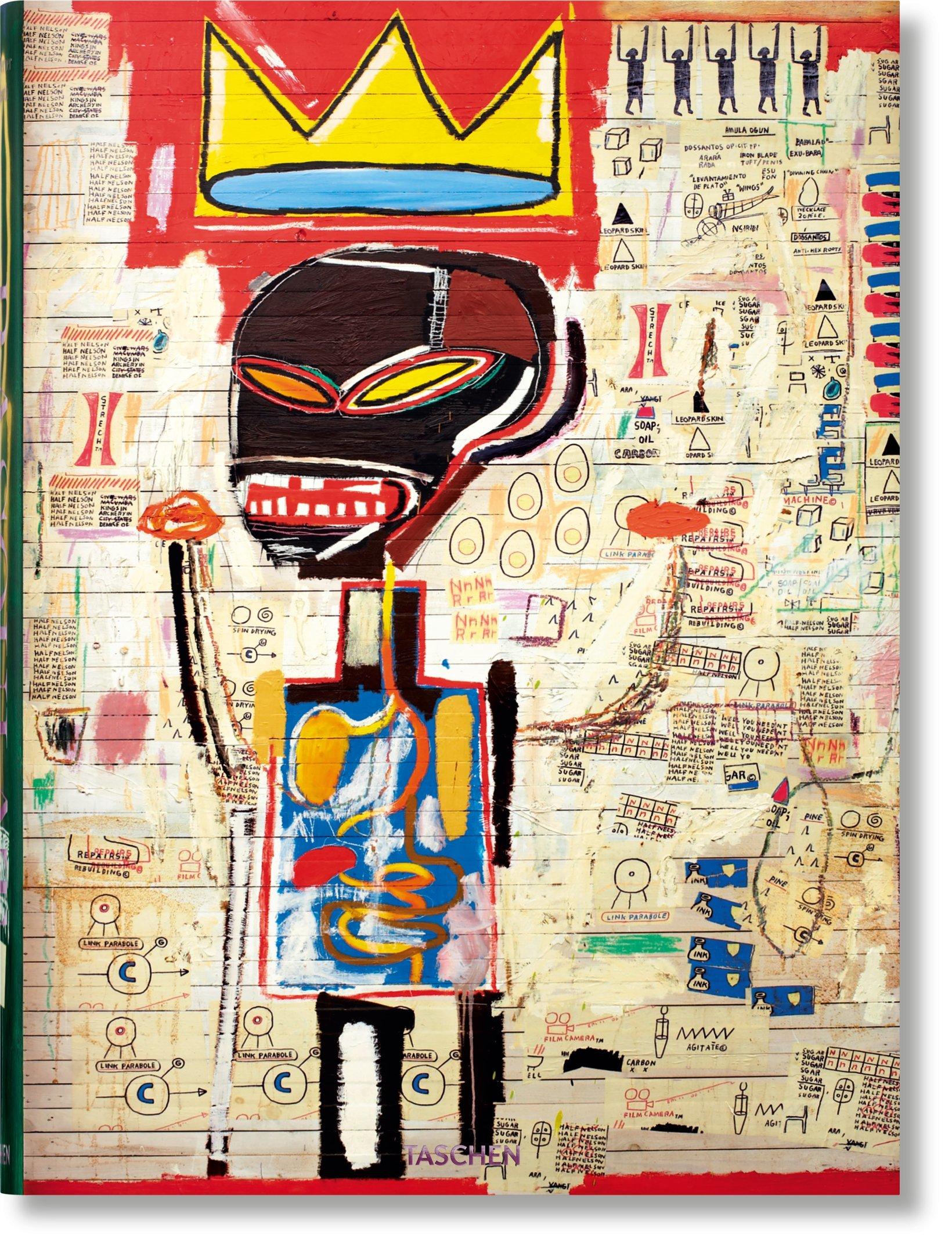 Jean-Michel Basquiat Hans Werner Holzwarth, Eleanor Nairne