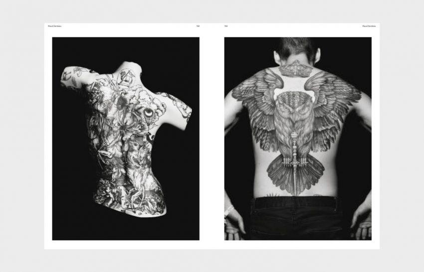Maud Dardeau S. 158 und 159 | TTT Tattoo | Photo: Greg Conraux