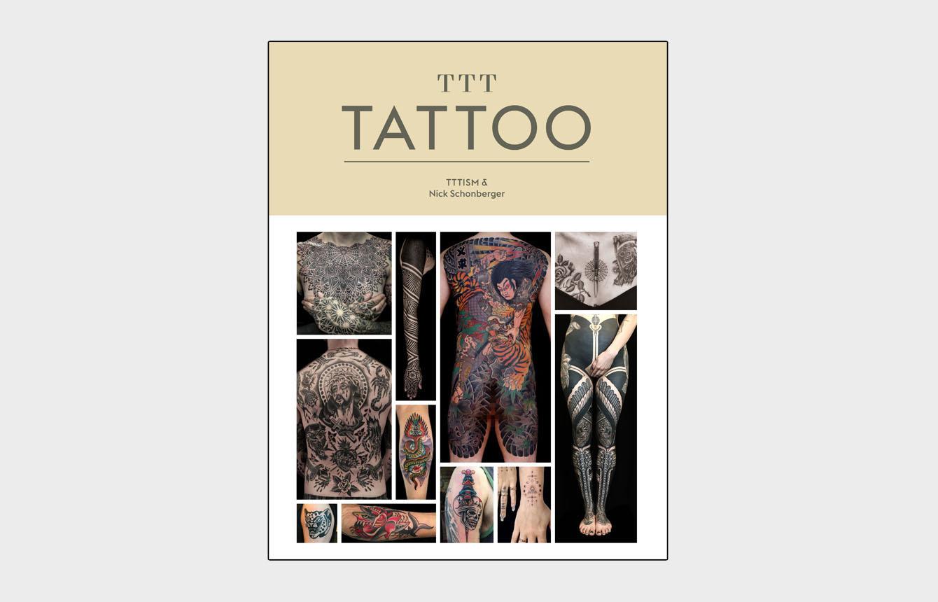 TTT: Tattoo TTTism und Nick Schonberger (Autoren)