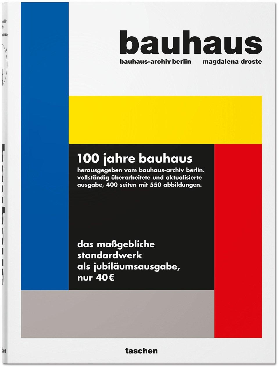 Bauhaus. Aktualisierte Ausgabe | Magdalena Droste