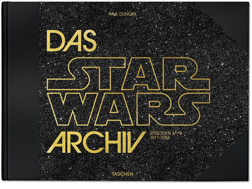 Das Star Wars Archiv. 1977–1983 Verlag: Taschen