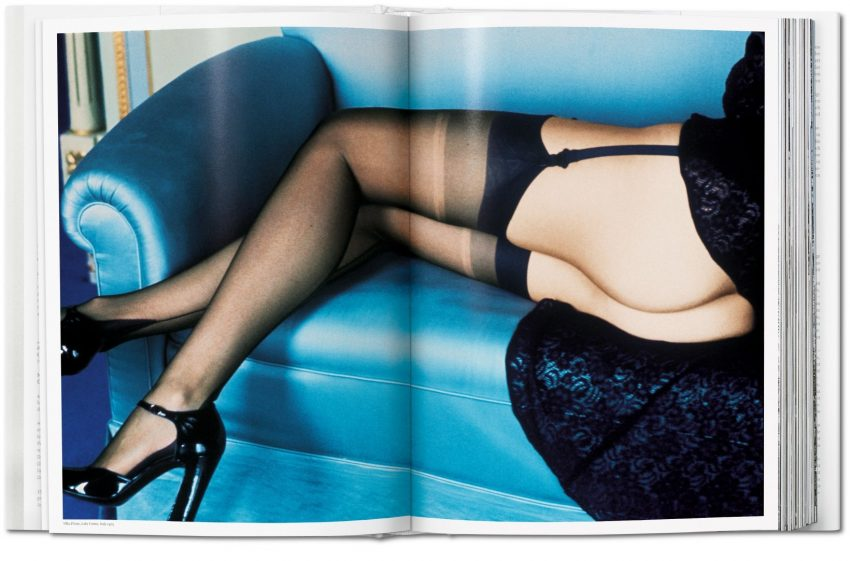 Copyright: Helmut Newton