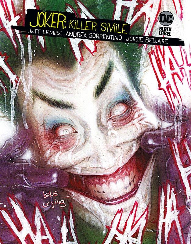 Joker: Killer Smile | DC Black Label
