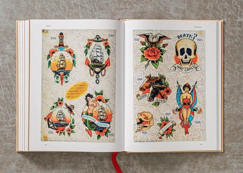 Aus dem Inhalt: TATTOO. 1730s-1970s. Henk Schiffmacher's Private Collection Henk Schiffmacher, Noel Daniel